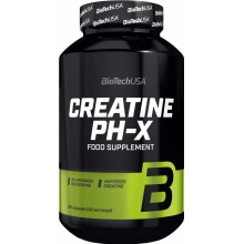 Креатин BioTech Creatine pHX 90 caps