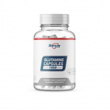 Глютамин Geneticlab Nutrition GLUTAMINE capsules 180 капсул