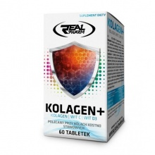 Коллаген Real Pharm Kolagen 60 таблеток